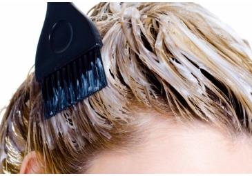 Que tinta aplicam em seu cabelo?